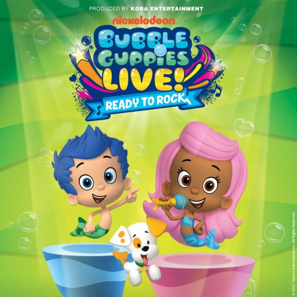 Are You Ready To Rock With Bubble Guppies Live In Toronto?