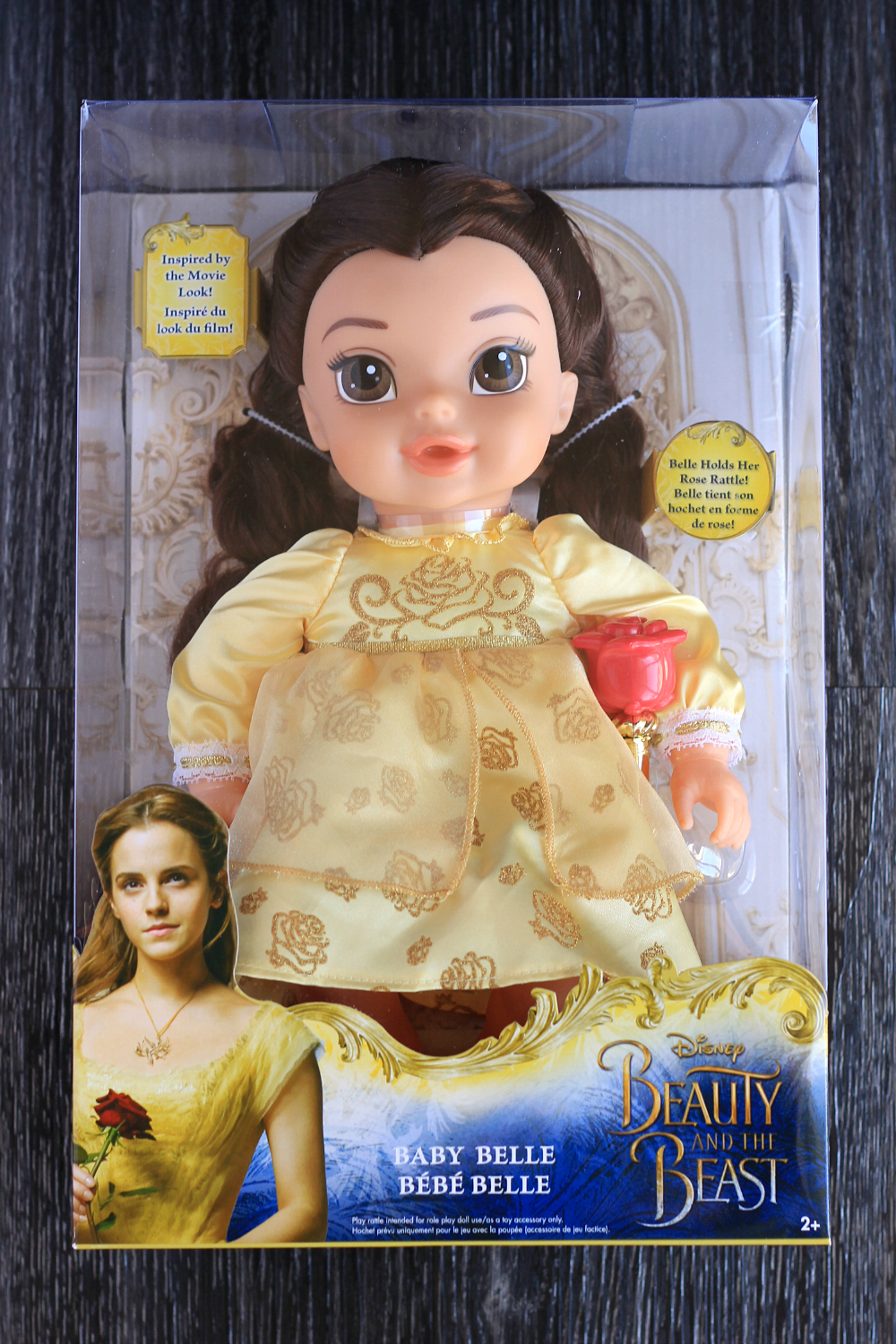 Disney's Beauty and the Beast Baby Belle