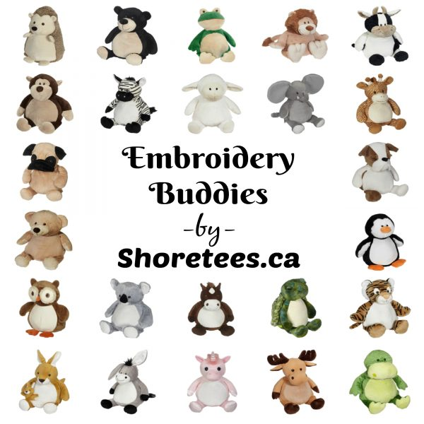 Embroidery Buddies By Shoretees.ca – Enter To Win #Giveaway
