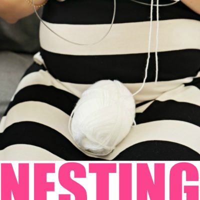 Nesting Projects That Make Life With A Baby Easier
