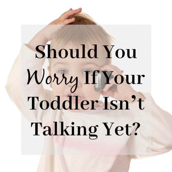 Speech Development, Should You Worry If Your Toddler Isn't Talking Yet?