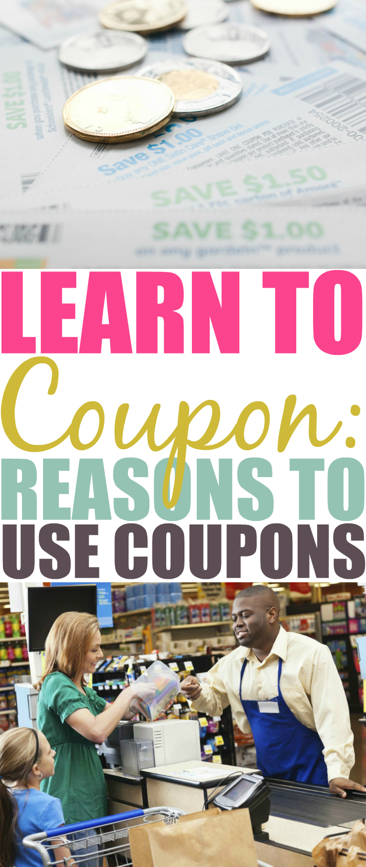 Learn To Coupon Reasons To Use Coupons