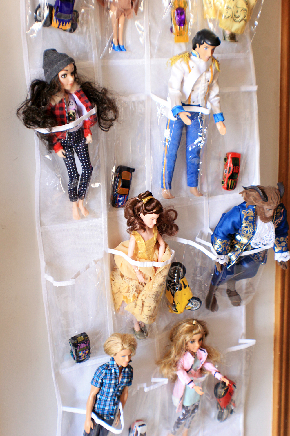 Amazing Mom Hacks To Organize Your Childs Toys And Crafts