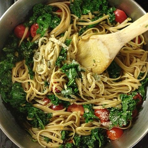 kale-pasta-easy-recipe