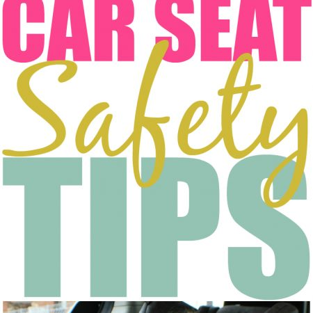 Car Seat Safety Tips Diono radian rXT