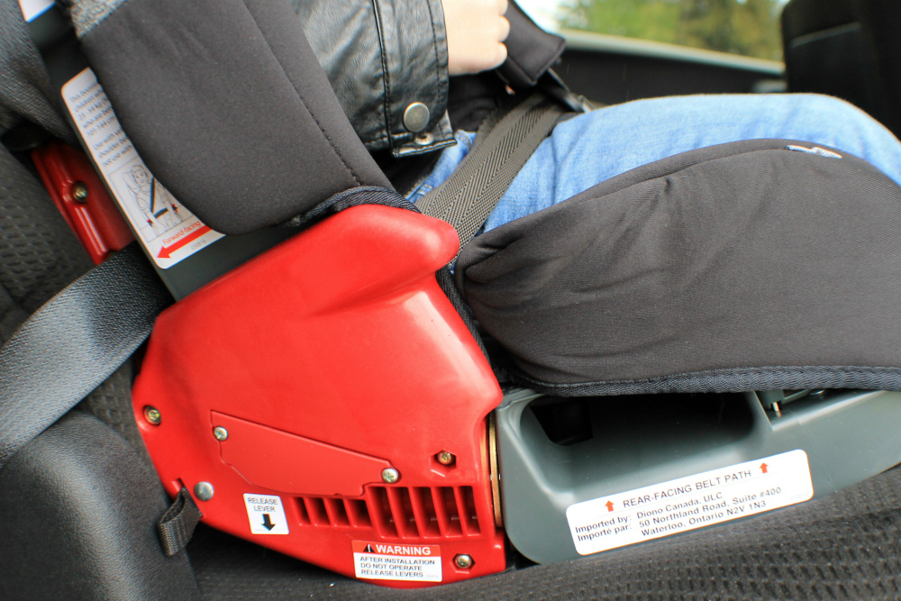 7 Car Seat Safety Tips And The Diono Radian Rxt