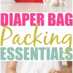 Don't Leave The House Without Packing These Diaper Bag Essentials