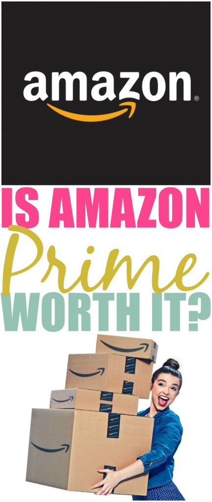 Is The Amazon Prime Membership Worth It