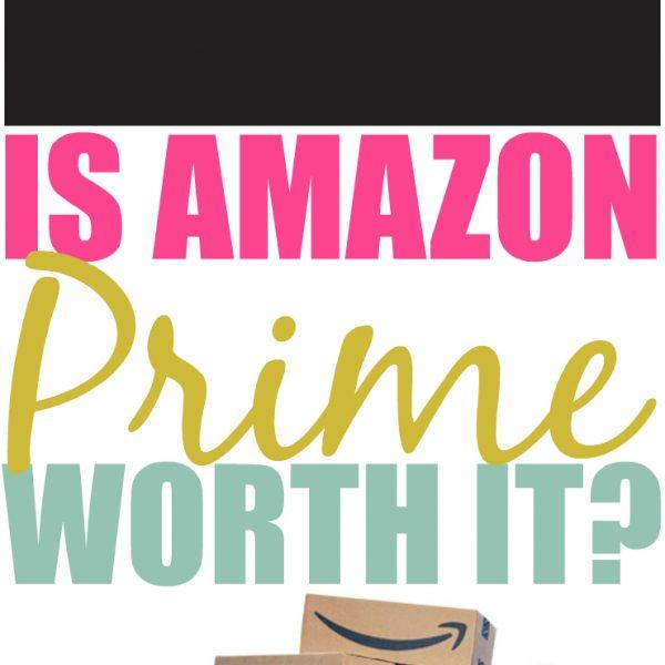 Is The Amazon Prime Membership Worth It?