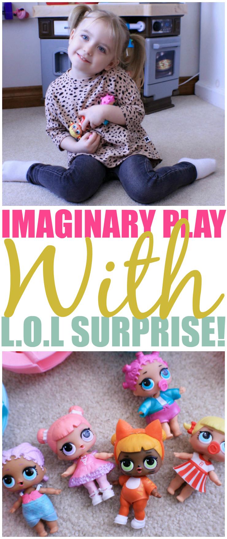 L.O.L Lil Outrageous Littles