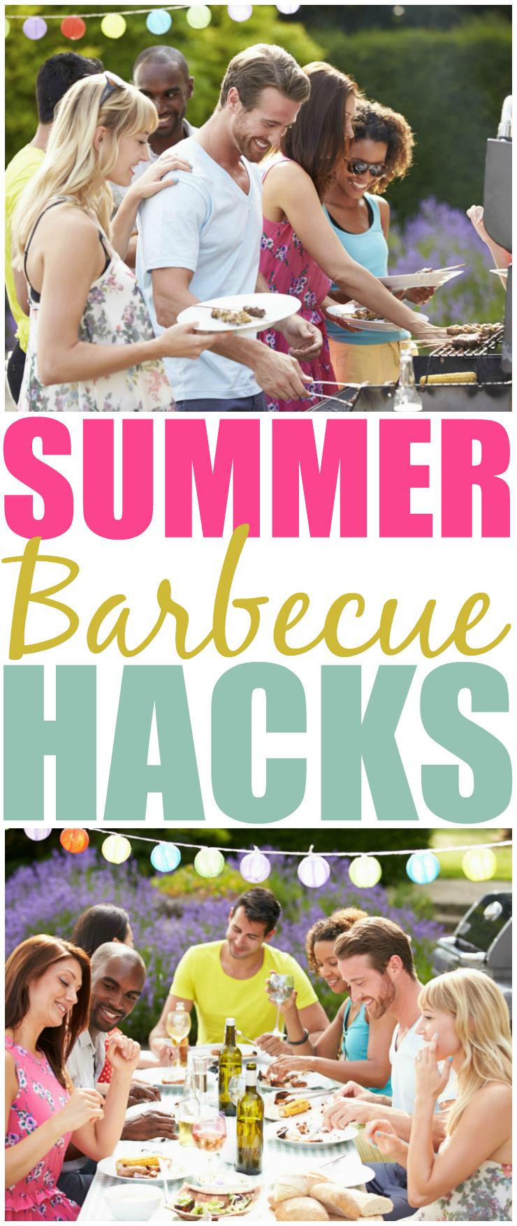 Summer BBQ Hacks