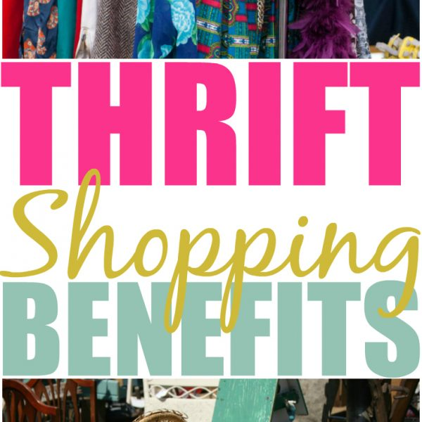 Benefits of Shopping Second Hand