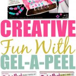 Endless Creative Fun With Gel-A-Peel