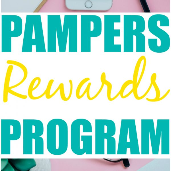 Turn Diapers Into Rewards With The Pampers Rewards App