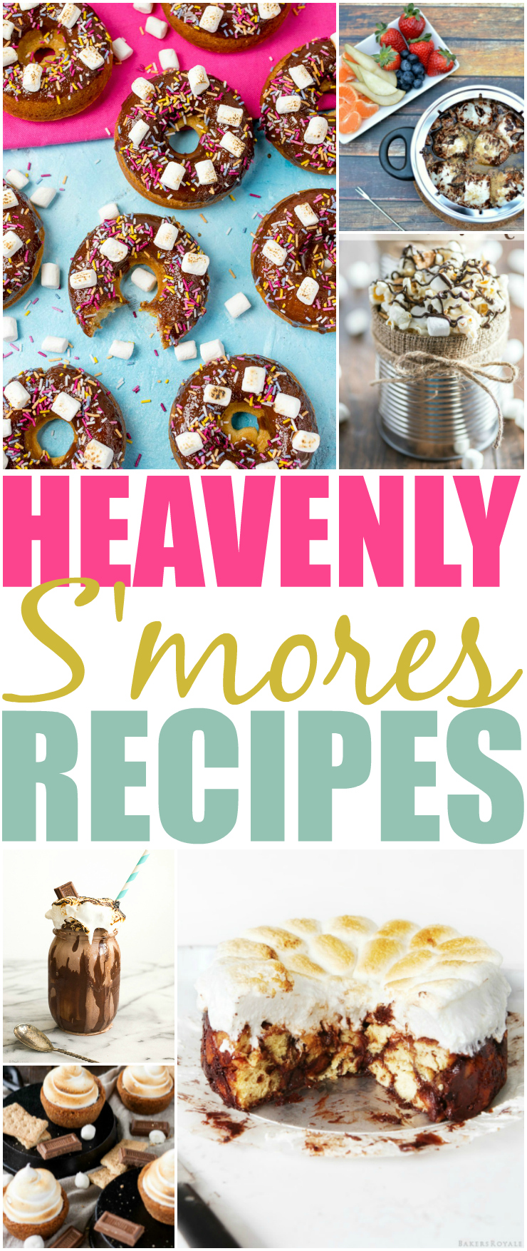 18 S'mores Inspired Recipes
