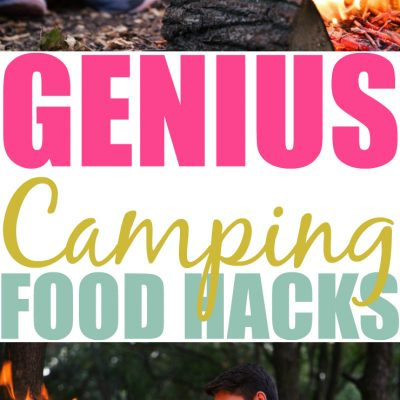 14 Genius Camping Food Hacks To Try