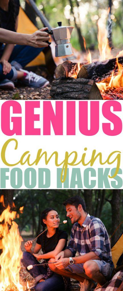 Genius Camping Food Hacks