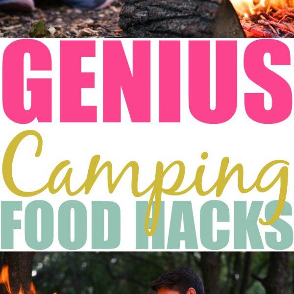 14 Genius Camping Food Hacks To Try