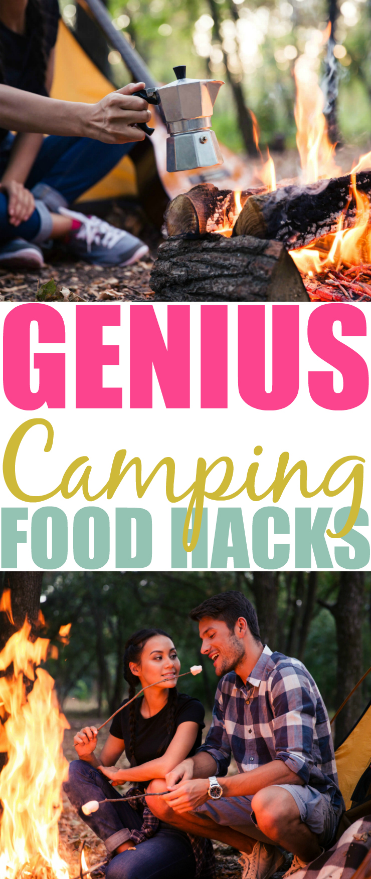 Genius Camping Food Hacks