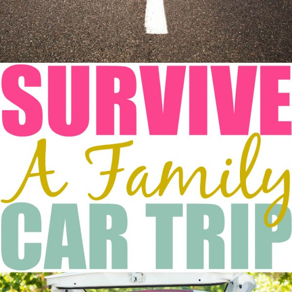 How to Survive a Family Car Trip