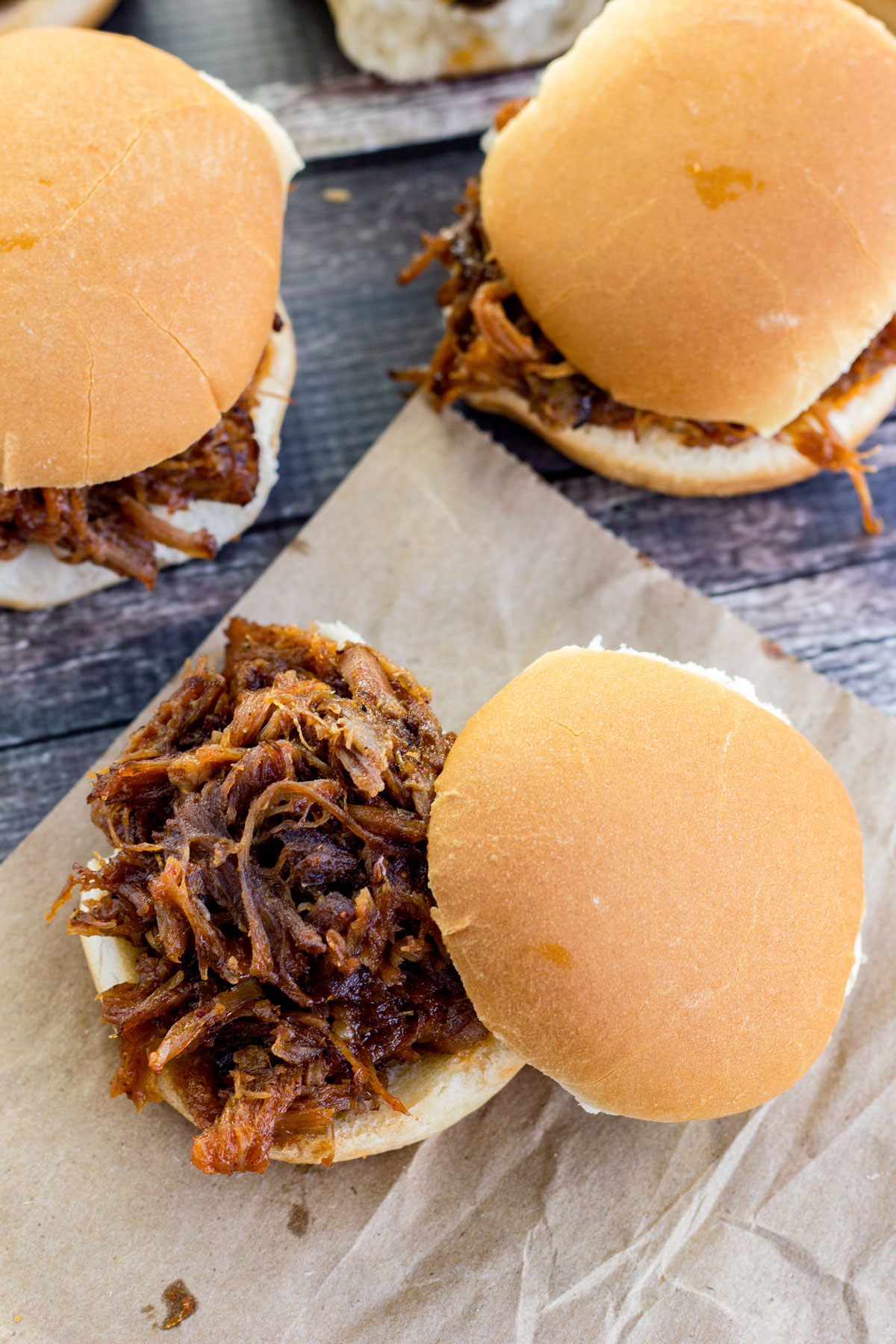 Perfect Instant Pot Pulled Pork
