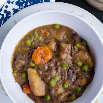 Delicious Hearty Instant Pot Beef Stew