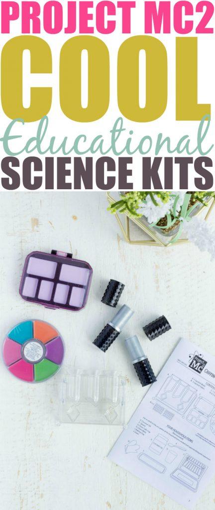 Project MC2 Science Kits