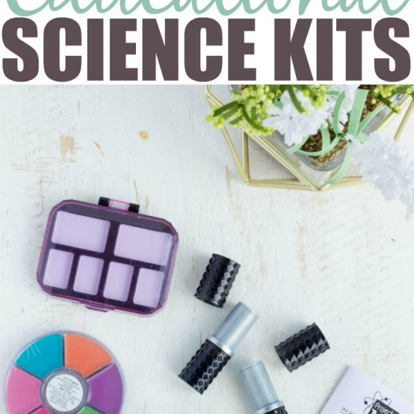 Fun S.T.E.A.M Experiments With Project Mc² Science Kits