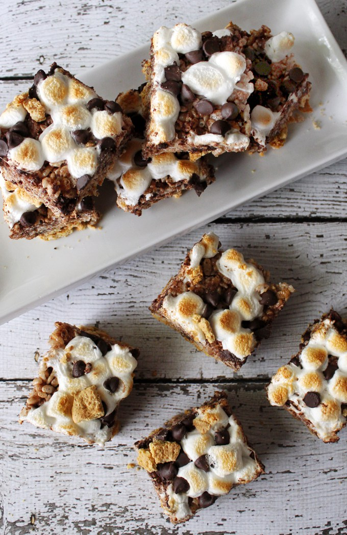 18 heavenly s'mores inspired recipes