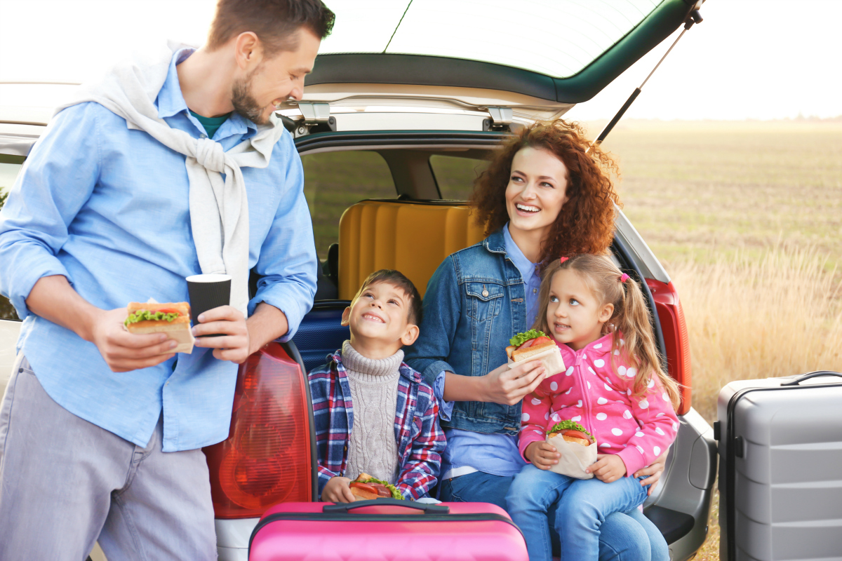 Survive A Family Car Trip