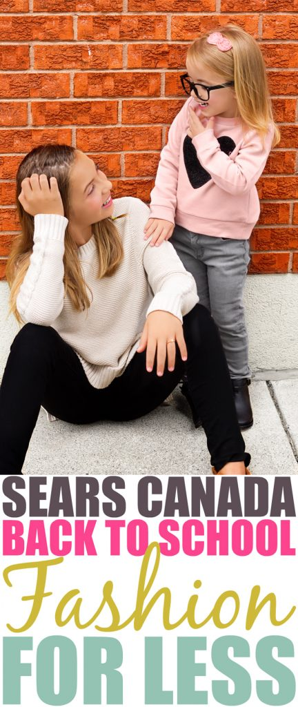Back To School Fashion Sears Canada
