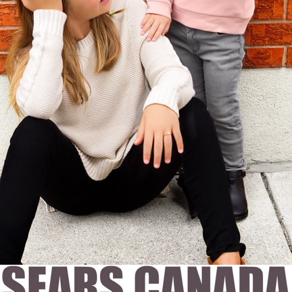 Budget Friendly Back To School Fashion Finds At Sears Canada + $300 Giveaway