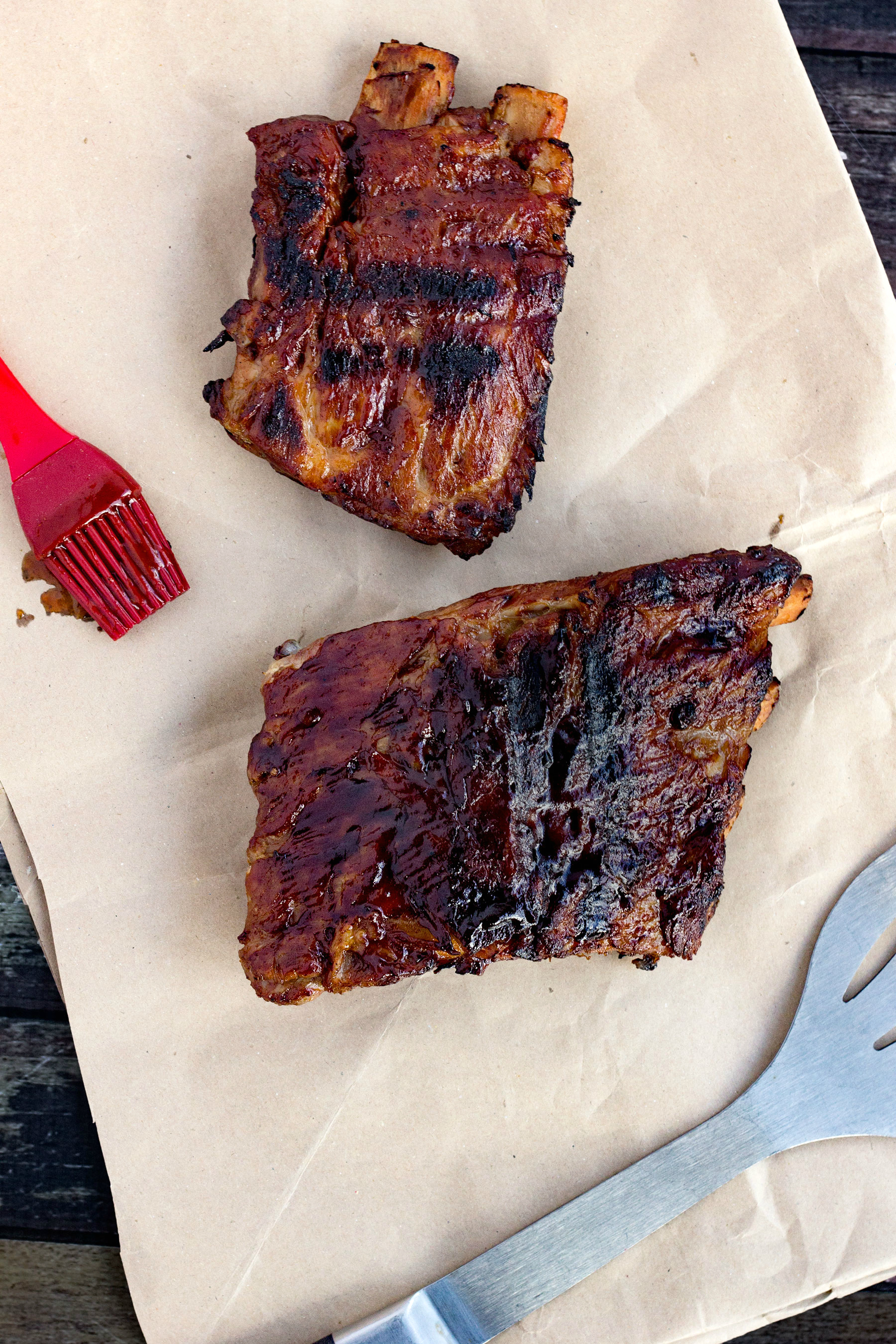 Fall Off The Bone Instant Pot BBQ Ribs