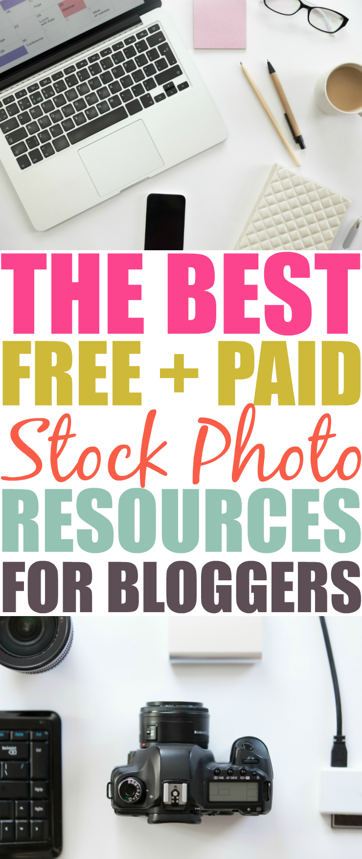 The Best Paid & Free Stock Photo Resources For Bloggers