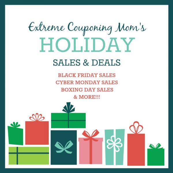 Canadian Holiday Sales & Deals 2017