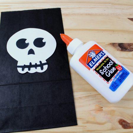 Spooky DIY Halloween Treat Bags