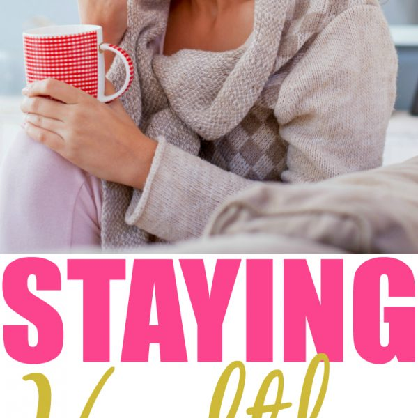 Stay Healthy – Cold and Flu Season Tips