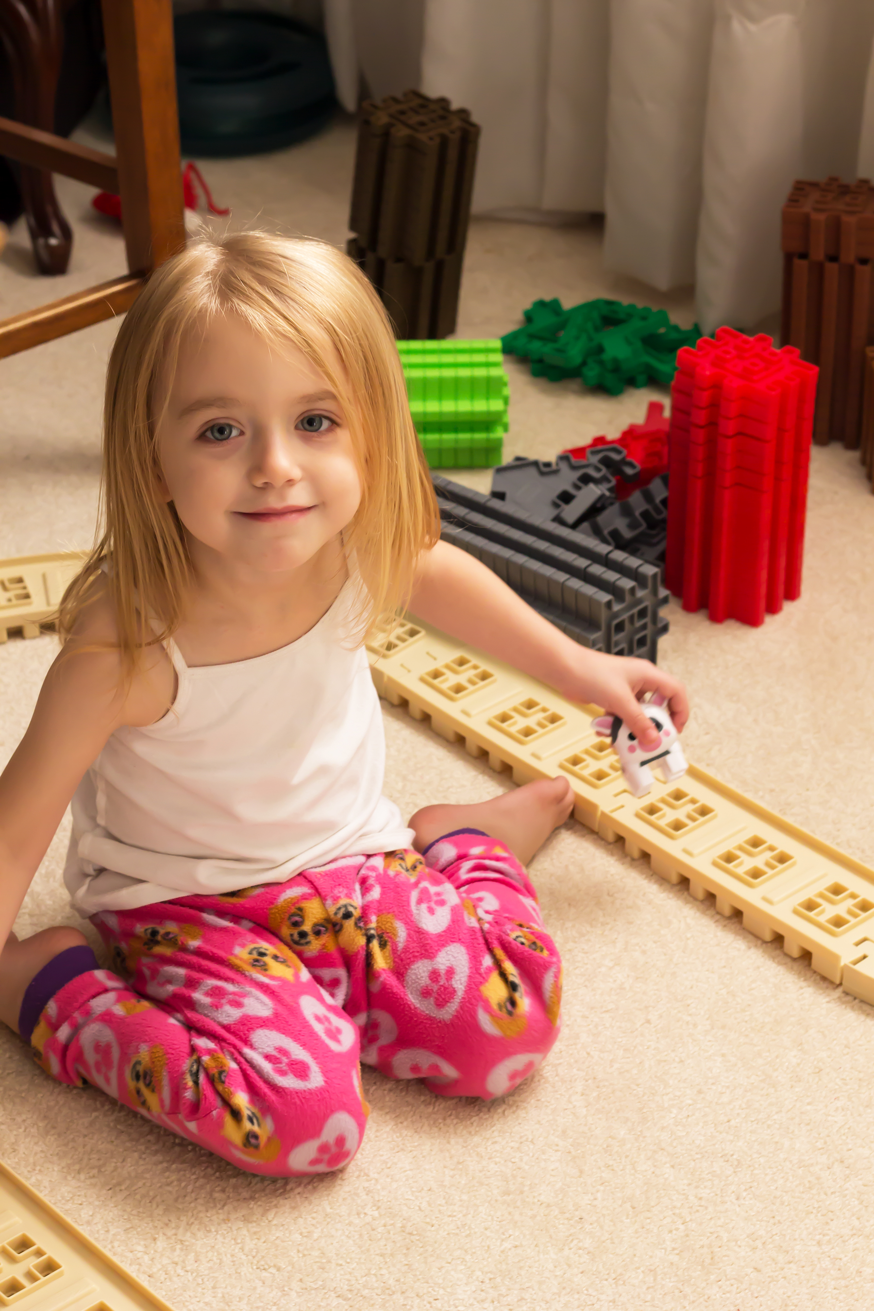 Little Tikes Waffle Blocks Steam Train