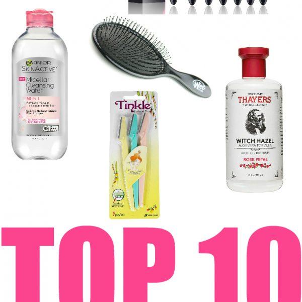 Top 10 Holiday Health & Beauty Gift Ideas