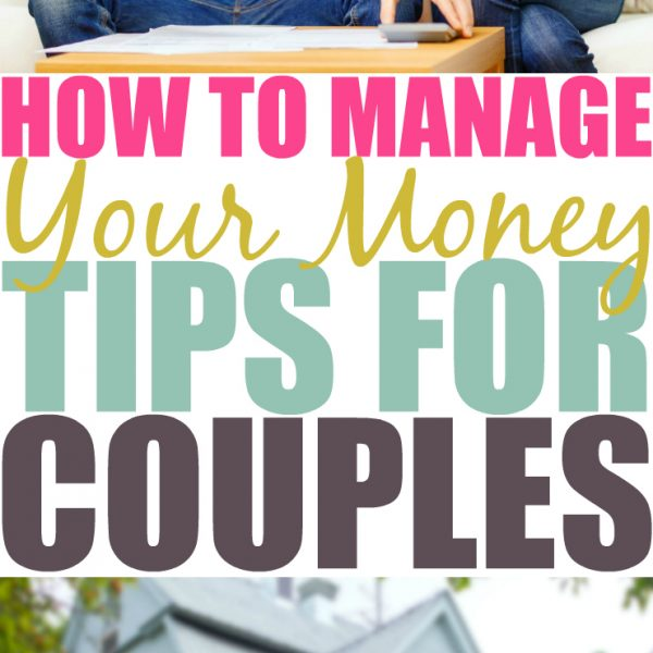 6 Tips For Managing Money As A Couple