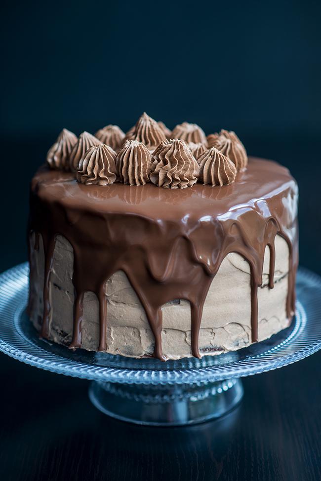 Flourless Mug Cake