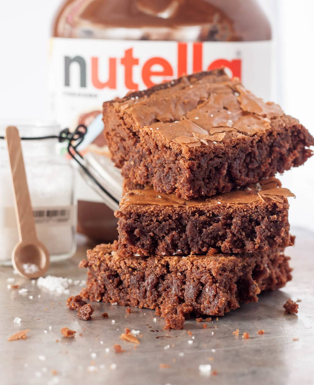 3 Layer Nutella Cake: World Nutella Day: 22 Recipes For The Nutella Lover