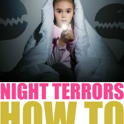 How to Help Your Child Through Night Terrors