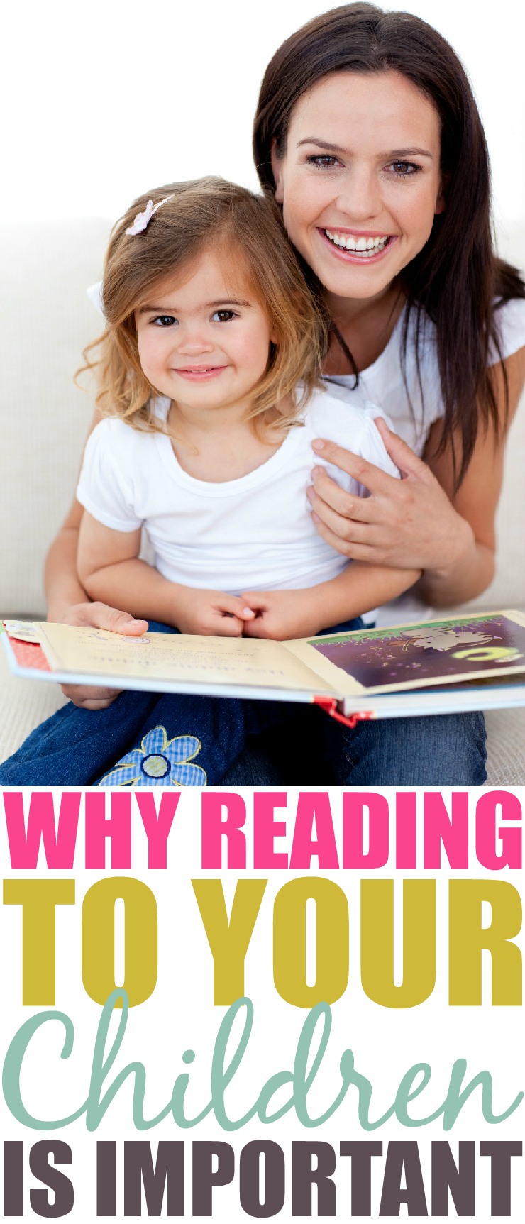 Why Reading To Your Kids Is Important