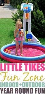 Little Tikes Fun Zone Packs BIG Indoor/Outdoor Fun
