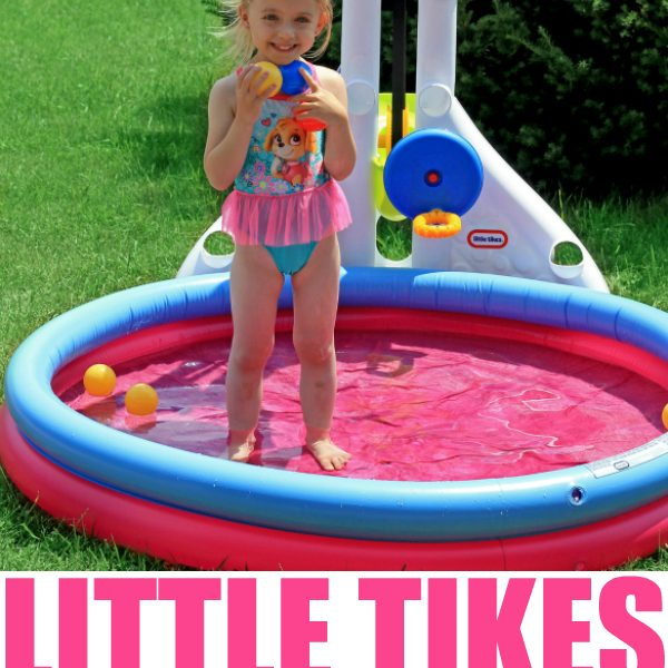 Little Tikes Fun Zone Packs BIG Indoor/Outdoor Fun
