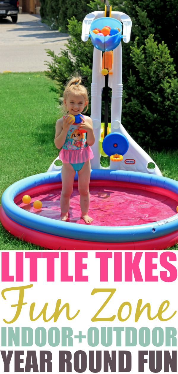 Little Tikes Fun Zone