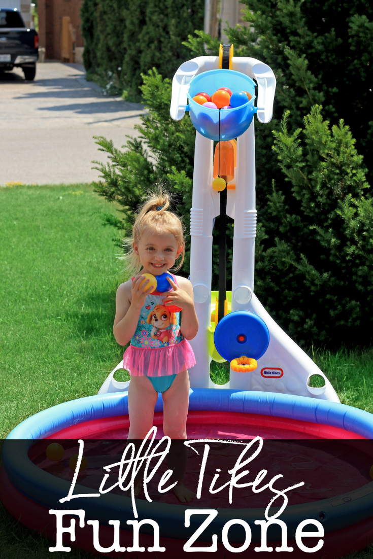 Little Tikes Fun Zone