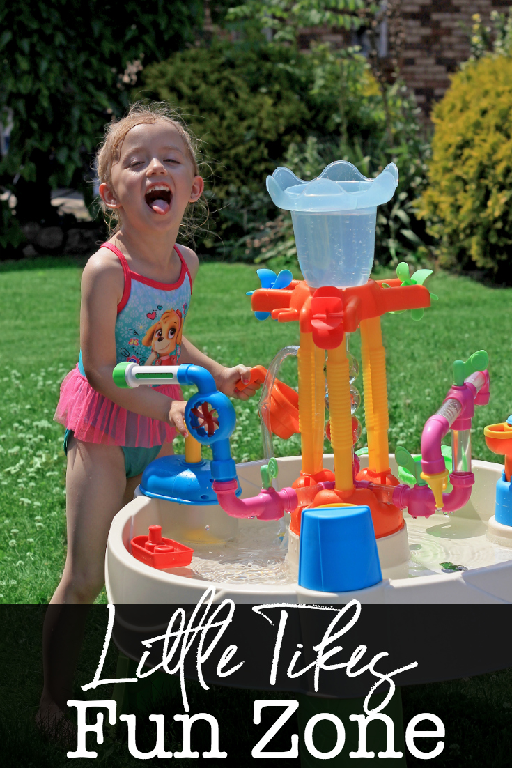 Bring the thrill and excitement of a theme park to your home with Little Tikes Fun Zone! Check out our review + enter to win - winner chooses their prize!