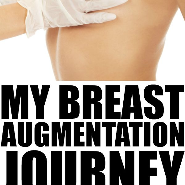 My Breast Augmentation Journey: Breast Augmentation Surgery + Recovery